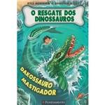 Livro - o Resgate dos Dinossauros