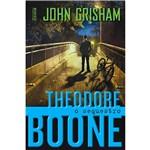 Livro - o Sequestro - Coleção Theodore Boone
