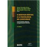 Livro - o Serviço Social e a Psicologia no Judiciário: Construindo Saberes, Conquistando Direitos