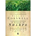 Livro - o Triunfo de Sharpe - as Aventuras de Sharpe
