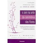Livro - o Zen na Arte da Cerimônia das Flores