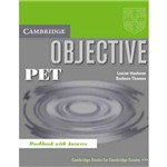 Livro - Objective: Pet Workbook With Answers