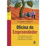 Livro - Oficina do Empreendedor