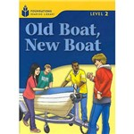 Livro - Old Boat, New Boat - Level 2