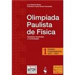 Livro - Olimpíada de Física - Questões Resolvidas e Comentadas (Ensino Fundamental)