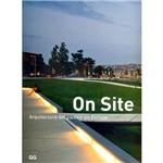 Livro - On Site: Arquitectura Del Paisaje En Europa
