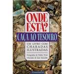 Livro - Onde Está?: Caça ao Tesouro