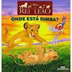 Livro - Onde Está Simba?