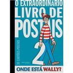 Livro - Onde Está Wally? Extraordinario Livro de Postais 2