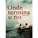 Livro - Onde Termina o Rio