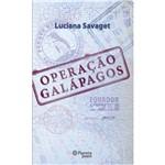 Livro - Operação Galápagos