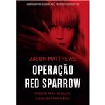 Livro - Operação Red Sparrow