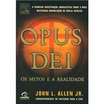 Livro - Opus Dei - os Mitos e a Realidade