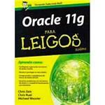 Livro - Oracle 11G: para Leigos - Vol. 1