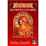 Livro - Oráculo da Fortuna e do Amor: em Apenas um Minuto