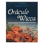 Livro - Oráculo Wicca