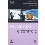 Livro - Orçamento e Controle - Série Gestão Financeira, Controladoria e Auditoria