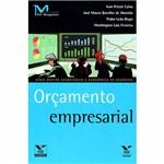 Livro - Orçamento Empresarial - Série Gestão Estratégica e Econômica de Negócios