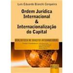 Livro - Ordem Jurídica Internacional e Internacionalização