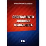Livro - Ordenamento Jurídico Trabalhista