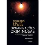 Livro - Organizações Criminosas
