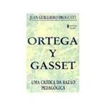 Livro - Ortega Y Gasset