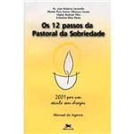 Livro - os 12 Passos da Pastoral da Sobriedade: Manual do Agente