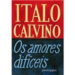 Livro - os Amores Difíceis