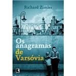 Livro - os Anagramas de Varsóvia