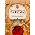 Livro - os Arquivos Secretos do Vaticano