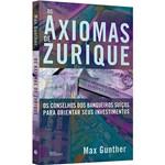 Livro - os Axiomas de Zurique