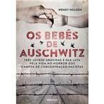 Livro - os Bebês de Auschwitz