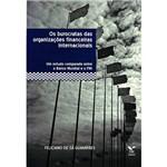 Livro - os Burocratas das Organizações Financeiras Internacionais