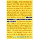 Livro - os Cem Melhores Contos Brasileiros do Século