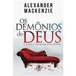 Livro - os Demônios de Deus