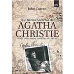 Livro - os Diários Secretos de Agatha Christie