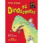 Livro - os Dinossauros: Coleção na Casa do Leo