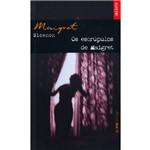 Livro - os Escrúpulos de Maigret - Coleção L&PM Pocket