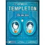 Livro - os Gêmeos Templeton: Têm uma Ideia