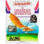 Livro - os Grandes Inventos - Biblioteca de Informação Juvenil