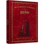 Livro - os Lugares Mágicos dos Filmes de Harry Potter: Hogwarts, Beco Diagonal e Além