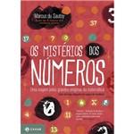 Livro - os Mistérios dos Números: uma Viagem Pelos Grandes Enigmas da Matemática