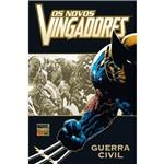 Livro - os Novos Vingadores: Guerra Civil
