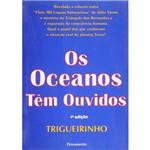 Livro - os Oceanos Têm Ouvidos