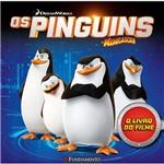 Livro - os Pinguins de Madagascar