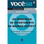 Livro - os Princípios de Investimento de Warren Buffett: 24 Estratégias Simples do Maior Investidor do Mundo