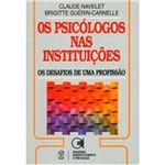 Livro - os Psicólogos Nas Instituições