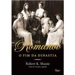 Livro - os Romanov