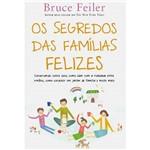 Livro - os Segredos das Famílias Felizes -