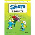 Livro - os Smurfs: a Smurfette e a Fome dos Smurfs